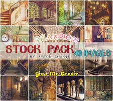 Mansion - Stocks Pack #4 by AytenSharif11