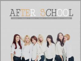 After School Wallpaper by naru-hoshi