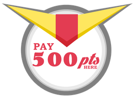 500 pts pay here by emocx