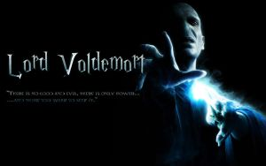 Lord Voldemort by heatherlump