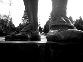 George Washington's shoes by musicismylife2010
