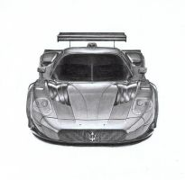Maserati MC12 by PunkyMeadows