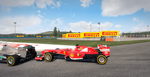 F1 2013- Close Encounters at the Hungaroring by DesolateOrc0