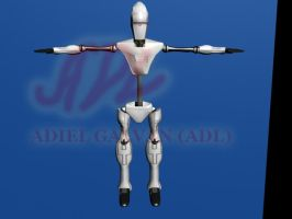 First robot by 71ADL17