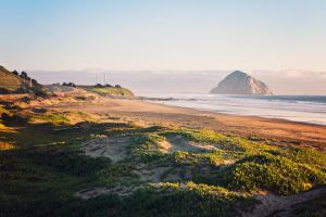 Morro Bay by deex-helios