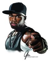 50 cent by JDU1