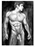 Nude Male 2009 9 by NHC-Nudes