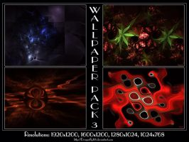 Wallpaper Pack 3 by Brigitte-Fredensborg