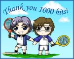 Thank you 1000 by bokuSatchi