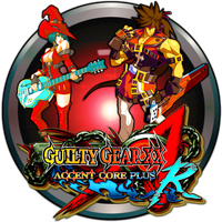 Guilty Gear XX Accent Core Plus R by POOTERMAN