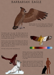 Barbarian Eagle Breedsheet by Meykka