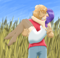 The Beauty and the Farmer Boy by Xeolan