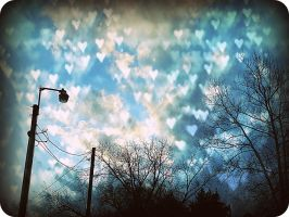 Love is not just in the air, but in the sky by x--photographygirl