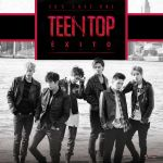 TEEN TOP - EXITO Album Cover (fanmade) by roth1004