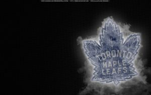 Toronto Maple Leafs Retro Ice by bbboz
