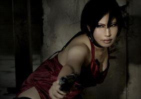 Resident Evil4/Ada Wong by Souu0419
