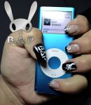 B. A. P inpired nail art by NarussHina