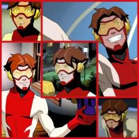 Bart Allen a.k.a Impulse by MaximumSpitfire7