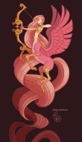 Character Design - Pink Love by MeoMai