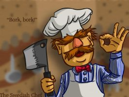 The Swedish Chef by LeSam
