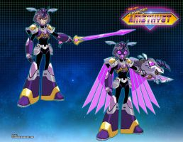 TheNewAdventures of Amethyst Princess of Gemworld by dyemooch