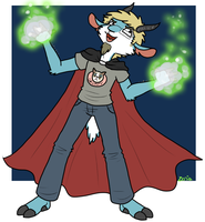 You are a wizard Syc by zenia