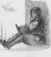 Bookwormette by the-murdellicious