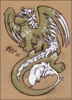 MLD - My Little Dragon by Kat-Nicholson