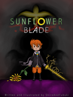 Sunflower and Blade Title Page by shiroandfubuki
