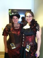 Dragon*con 2014  SteamPunk by princessfromthesky