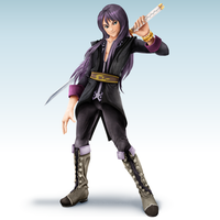 Smashified!: Yuri Lowell from Tales of Vesperia by SiscoCentral1915