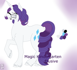 Magic Kindergarten Elusive : Comic Ref: by StageTechy1991