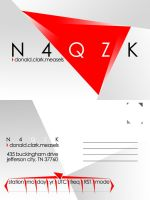 QSL Card design by ValencyGraphics