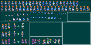 MegaMan ZX - Bases by Xeon-Licrate