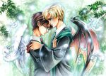 Harry Potter: Yin and Yang by Naschi