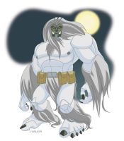 Yeti Design Colored. by paco850