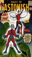 Classic Ant-man and Wasp by RWhitney75