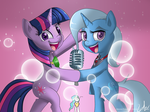Magic Duet by zelc-face