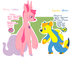 fakemon by MajorPiece