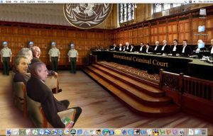 The Trial of Bush Screenshot by AndySerrano