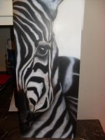 Zebra - Airbrush by ProAir