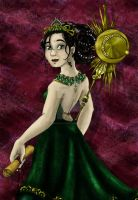 Queen Magnacious by thedustyphoenix