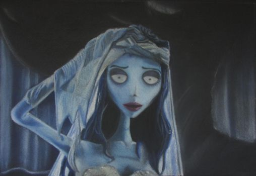 Corpse bride by vavy89