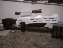WIP ME2 Viper Sniper Rifle by Chesca01