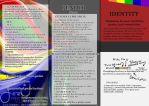 General Identities Brochure, Side 2 by JozJaeger