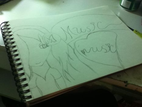 Music = My Life by Mikkie-Techs