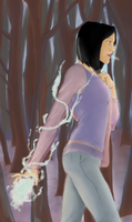 Winter Walk by ProtectiveSpell1