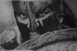 This. Is. SPARTA!! by Patrick-Kennedy-Art