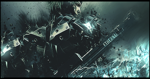Metal Gear Solid Signature by EthernalFX