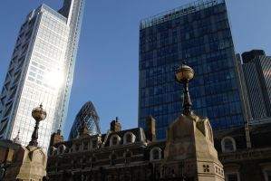 Center london / Liverpool street by Leaaa-h